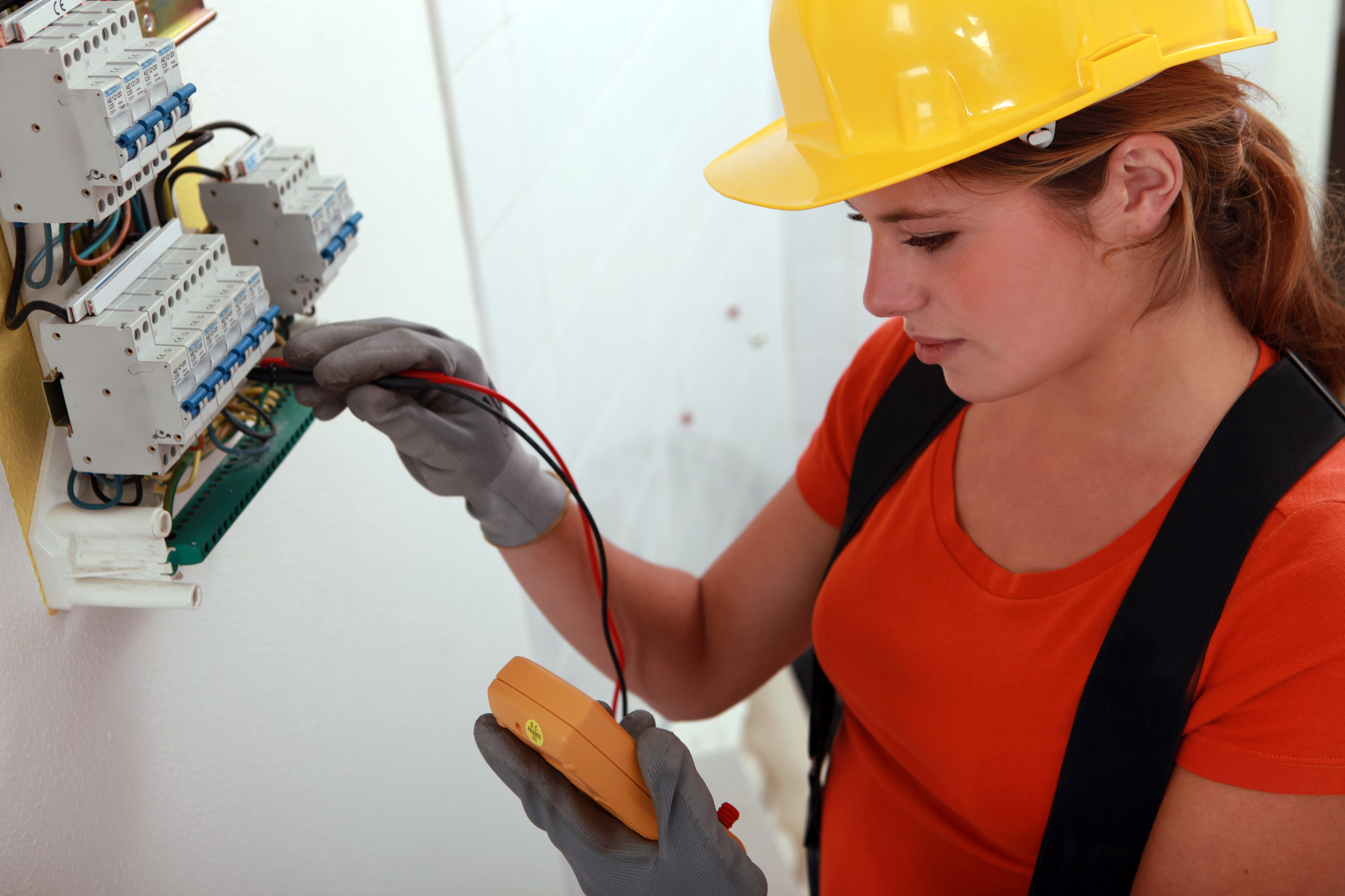 call your local electrician to assess the safety in your home